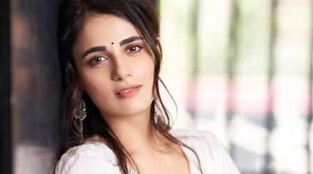 Radhika Madan in Angrezi Medium