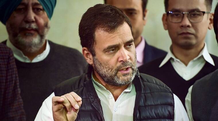 Rahul Gandhi to PM Modi: Complete economic shutdown may disastrously amplify death toll