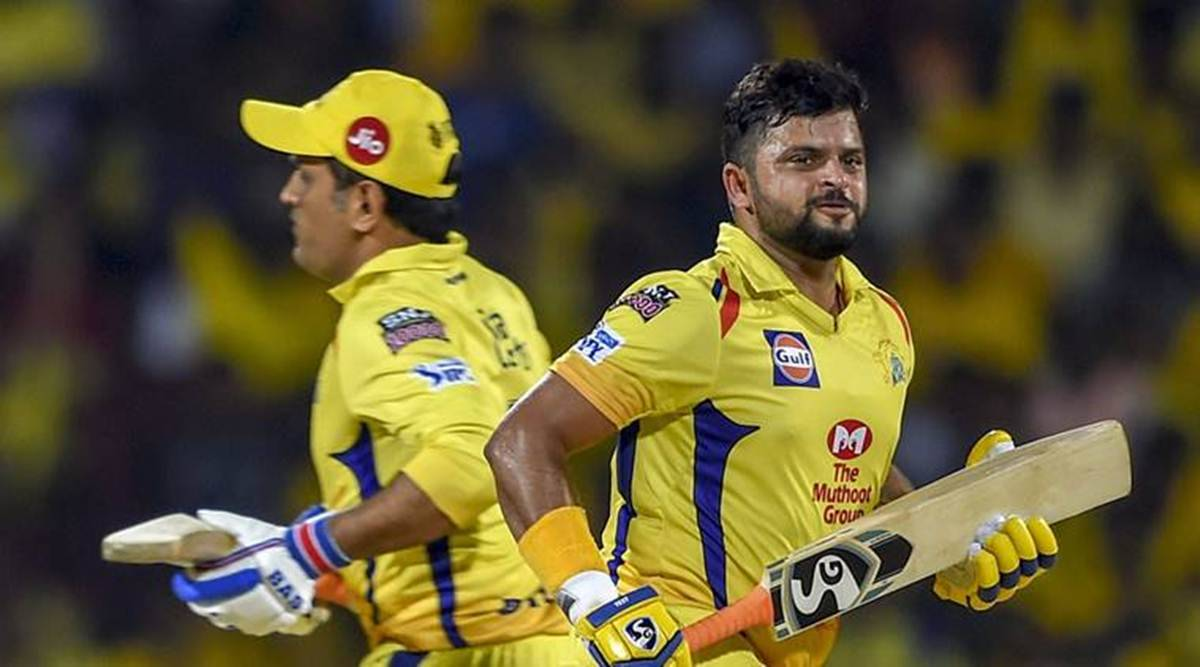 CSK's Suresh Raina returns to India, will remain unavailable for IPL 2020 | Sports News,The Indian Express