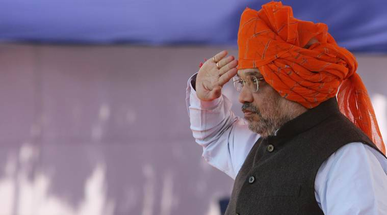 Delhi Police should remain calm despite all 'anger and provocation': Amit Shah