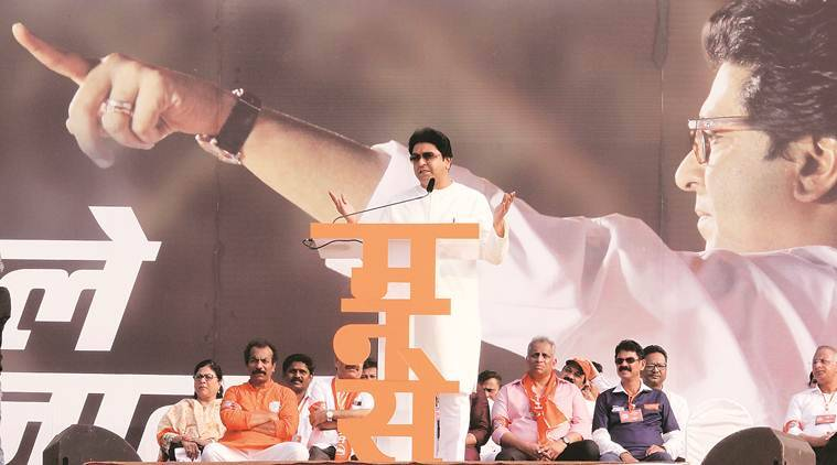 Raj Thackeray rally, Raj Thackeray on CAA, Citizenship Amendment Act, mumbai news, Maharashtra news, indian express news