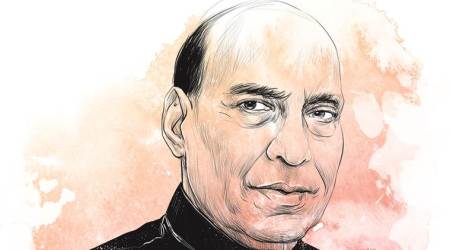 Rajnath Singh, Defence minister, India Nepal relations, border dispute, Indian express news