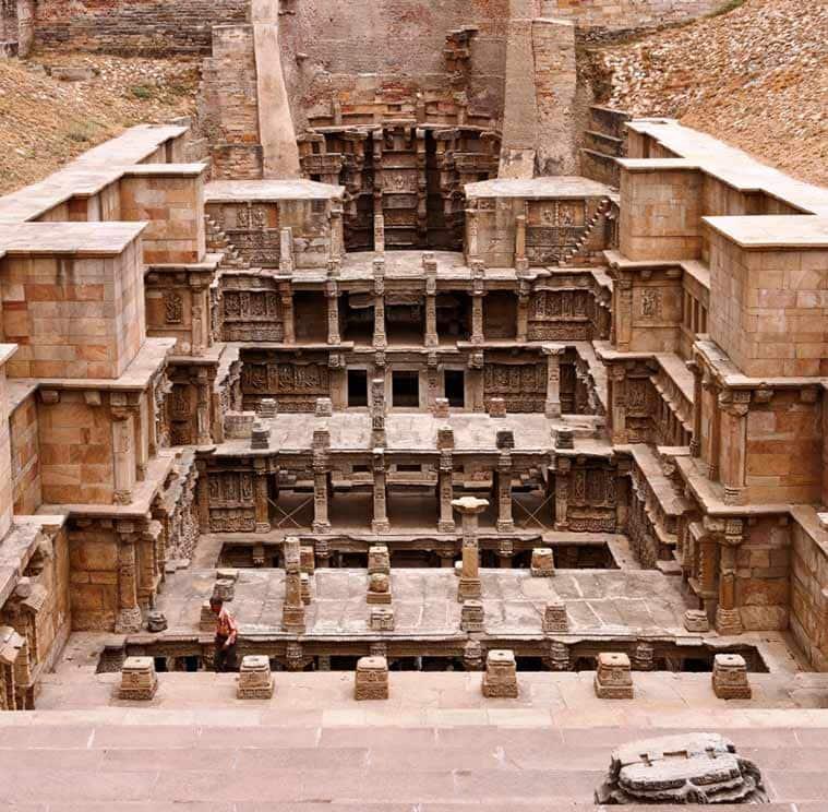 Rani ki Vav, Rani ki Vav Gujarat, monument of love, rani ki vav valentines day, valentines day 2020, indian express news