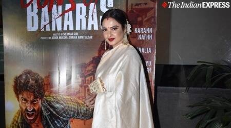 Rekha, Shakti Kapoor and others attend Guns of Banaras screening