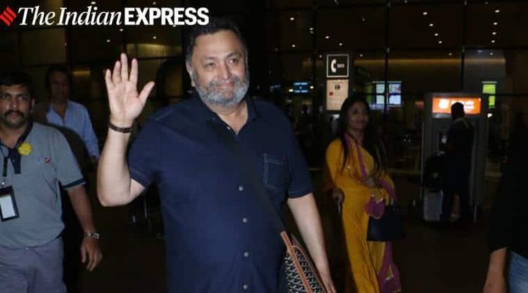 Rishi Kapoor discharged