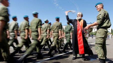Church proposal demands Russian priests should stop blessing nukes
