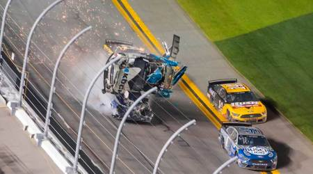 Ryan Newman, Ryan Newman car accident, Ryan Newman car crash, Ryan Newman injury, Ryan Newman injury update, Daytona 500, NASCAR, NASCAR crashes