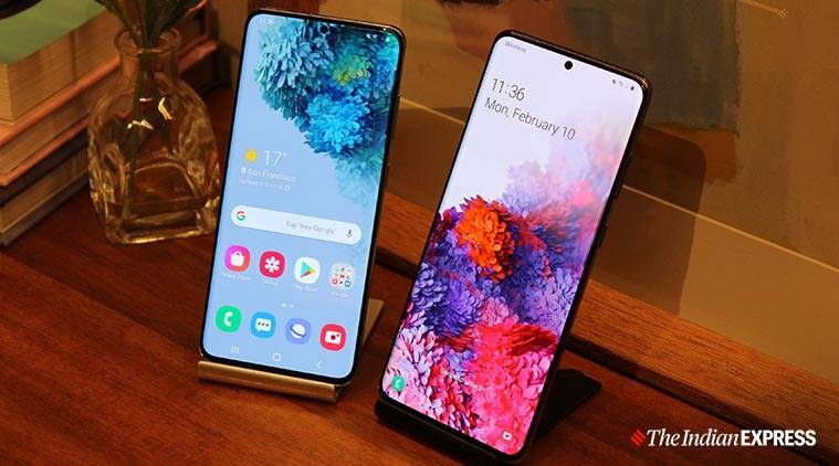 Samsung Galaxy S20, Samsung S20 Plus, Samsung Galaxy S20 Ultra, Samsung Galaxy S20 first impressions, Samsung S20 Ultra first impressions, Samsung Galaxy S20 first look, Samsung Galaxy S20 Plus first impressions, Samsung Galaxy S20 price, Samsung Galaxy S20 Plus price, Samsung Galaxy S20 Ultra features, Samsung Galaxy S20 Plus specifications