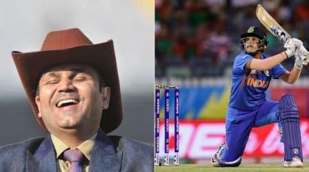 Shafali Verma played a 47-run knock against Sri Lanka on Saturday.