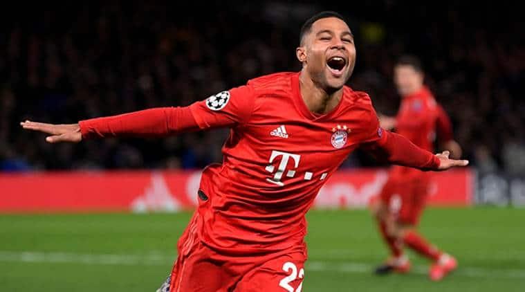Bayern Munich vs Chelsea, Chelsea vs Bayern Munich, Bayern Munich beat Chelsea, Serge Gnabry, Serge Gnabry two goals, champions league