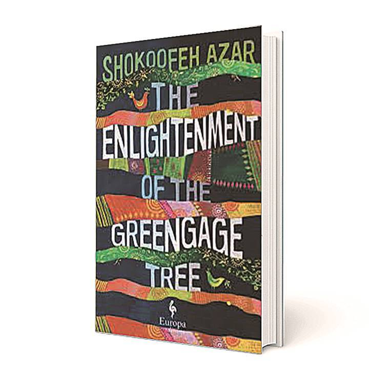 Shokoofeh Azar, Iran writers on Booker Prize International longlist, Enlightenment of The Greengage Tree