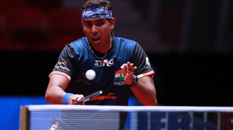 Sharath kamal enter mens and mixed doubles quarters at hungarian open