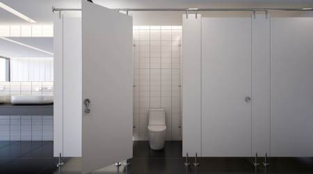 public toilets, public washrooms, peeing in public, shy bladder, shy bladder syndrome, what is a shy bladder syndrome, health, muscles, indian express, indian express news