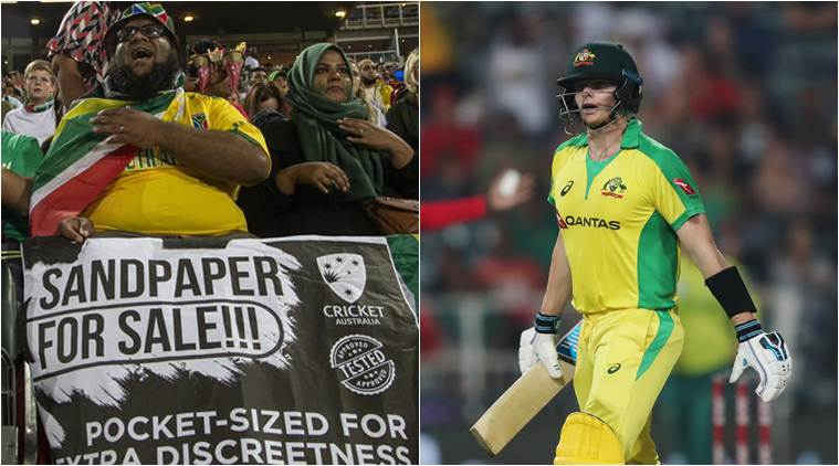 WATCH: Steve Smith booed by South Africa fans for hitting a boundary off dead ball