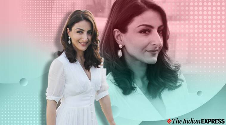soha ali khan, soha ali khan pictures, soha ali khan interview, soha ali khan fitness, soha ali khan indian express
