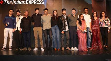 Kay Kay Menon, Divya Dutta, Sana Khaan and others launch Special Ops trailer