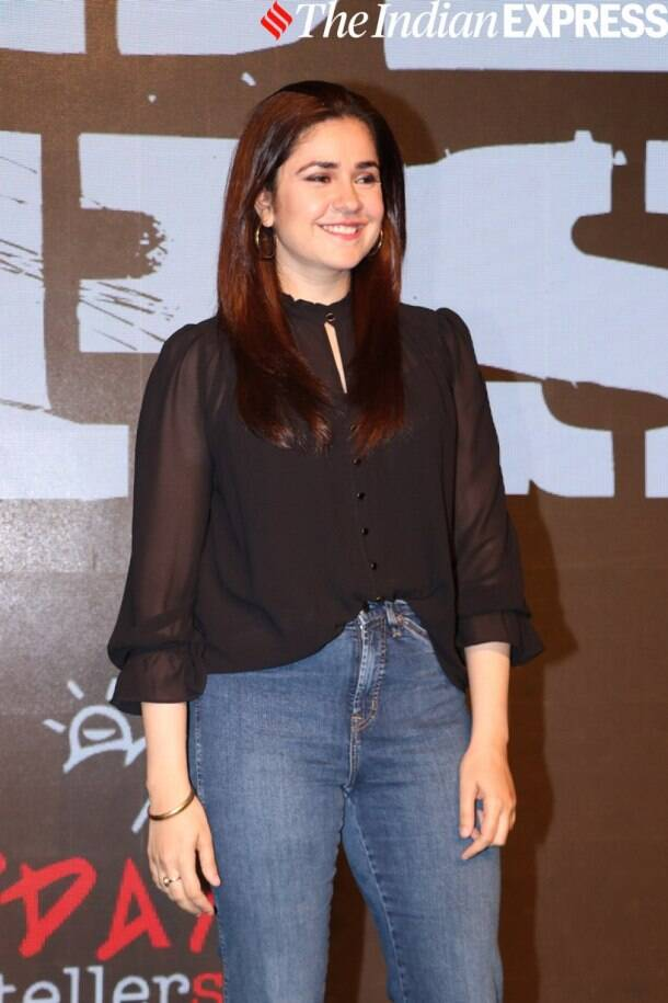 meher vij at Special Ops launch
