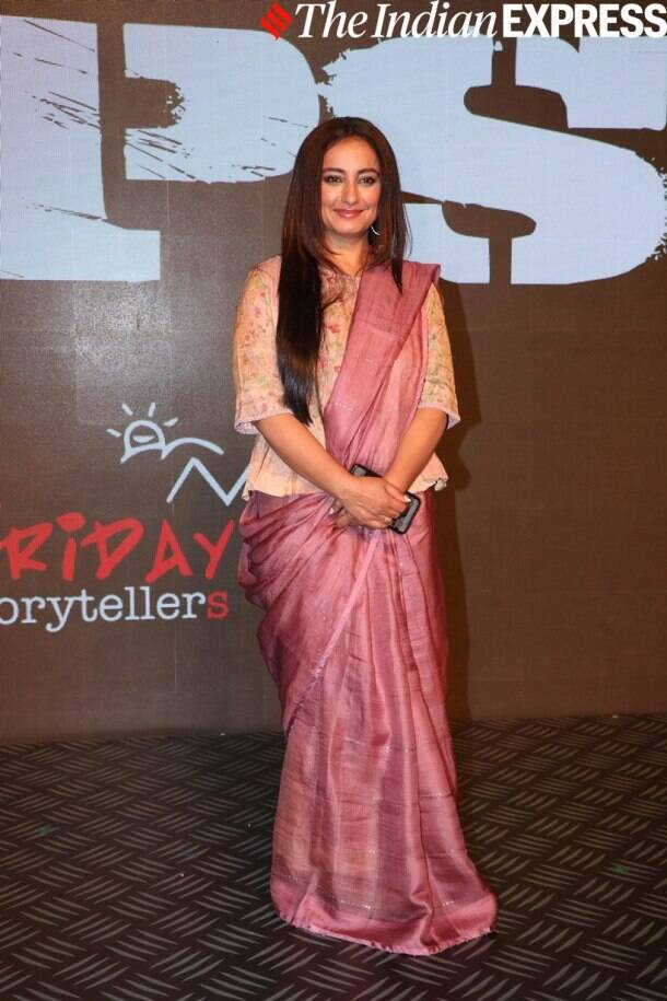 divya dutta at Special Ops launch