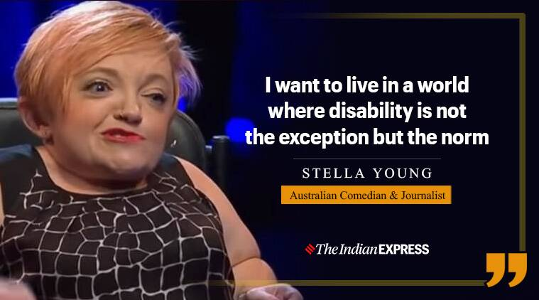 Stella Young, Stella Young motivational speaker