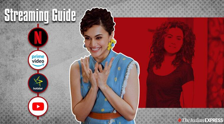 taapsee pannu movies online