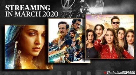 streaming in march 2020