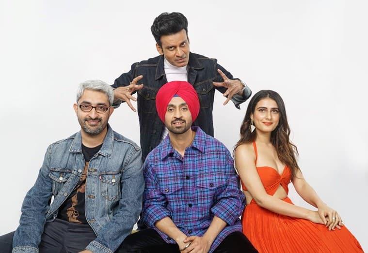 Suraj Pe Mangal Bhari cast