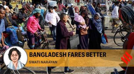With better development indicators, spectre of a Bangladeshi cross-over to India is ill-founded