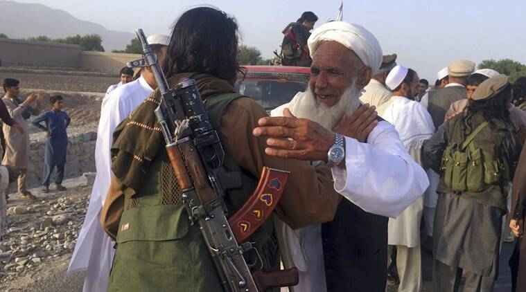 Taliban rules out taking part in Afghan peace dialogue until prisoners released