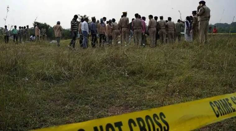 Man in Telangana police custody on suspicion of role in nine deaths