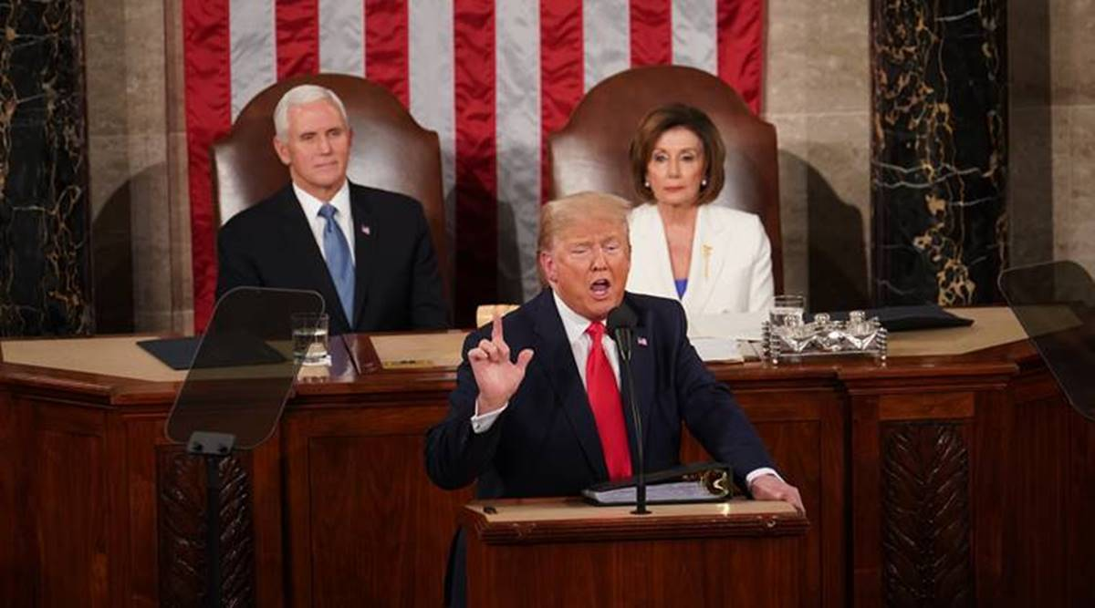Donald Trump, trump impeachment, Us presidential election, Democrats' top presidential contenders, world news