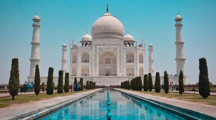 Taj Mahal, Valentine's Day, Express Wanderlust, Indian Express news
