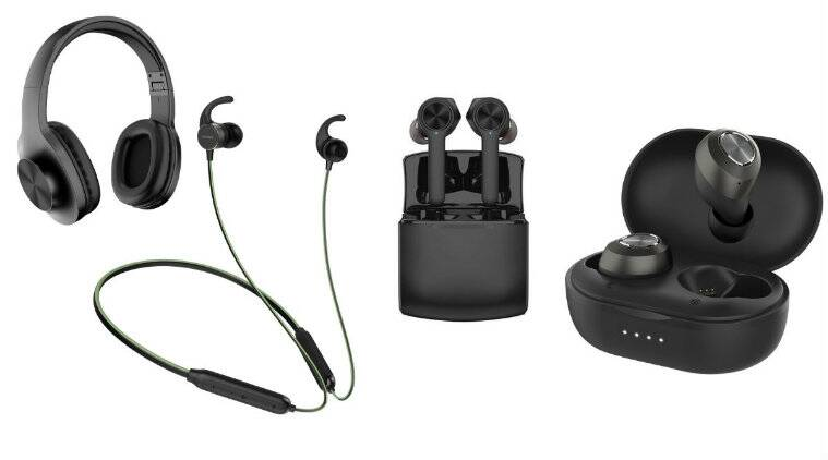 Tech audio launches of the week mi dual driver in ear earphones lenovo truly wireless earphones and more