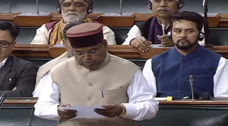 SC ST reservation debate in Parliament