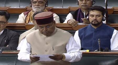 Parliament Highlights: Govt not party in SC on reservation order, says Thaawarchand Gehlot