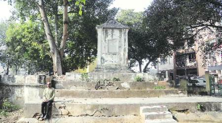 At Mohyal Colony, 200-year-old tomb of French major in Gurgaon to be restored