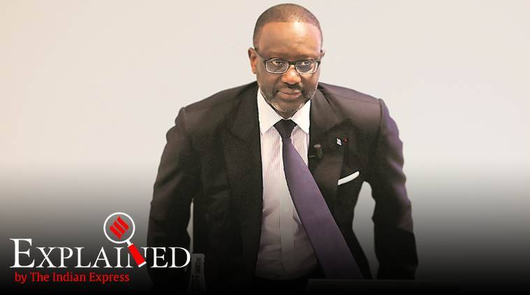 Credit Suisse spying scandal, Tidjane Thiam resigns, switzerland company spying scandal, express explained, indian express