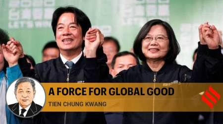 Taiwan, coronavirus, China coronavirus, China Taiwan, WHO, Taiwan elections, Hong Kong, Tsai Ing-Wen, China, Indian Express