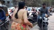 This Pune superwoman has had enough of bikers riding on footpaths