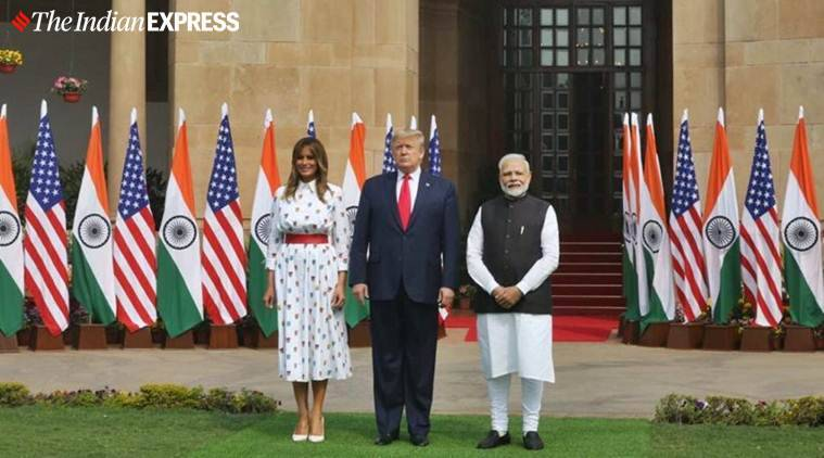 Prime minister Narendra Modi, US President, Donald Trump, Trump India visit, US India relationship, bilateral relationship, indian express editorial, indian express news