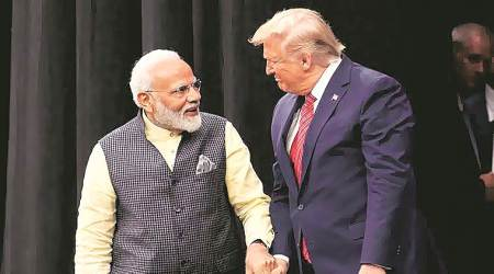 Modi, Trump: use India-US partnership to jointly fight COVID-19