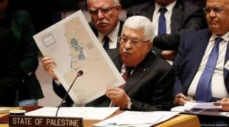 Trump peace plan, palestine on middle east peace plan, Mahmoud Abbas, palestine president, middle east peace plan, Isreal-US. US-Palestine, Isreal-plestine, Donald Trump, Benjamin netanyahu,