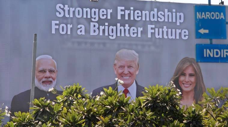 Trump govt seems supportive of India as part of its Indo-Pacific strategy, while also counting gains for itself