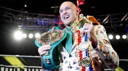 Tyson Fury, Deontay Wilder, Tyson Fury vs Deontay Wilder, Tyson Fury vs Deontay Wilder rematch, sports news