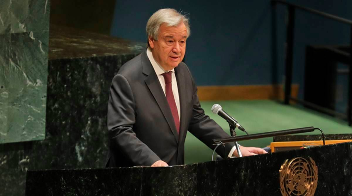 Antonio Guterres, United Nations Day, Covid-19, climate emergency, world news