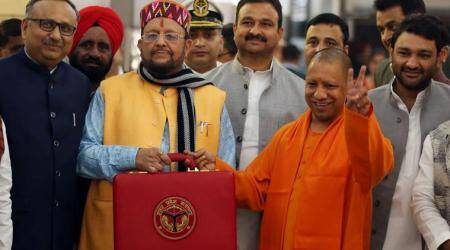 UP budget: Yogi govt gives infrastructure boost for Ayodhya