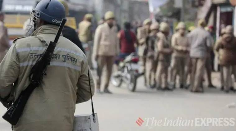 Meerut communal violence, Meerut accident, Meerut accident communal violence, India news, Indian Express
