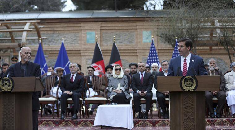 US, Taliban sign peace accord aimed at ending 18 years of conflict in Afghanistan