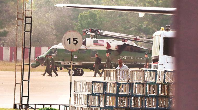 Trade pact off Indo-US table, chopper deal on