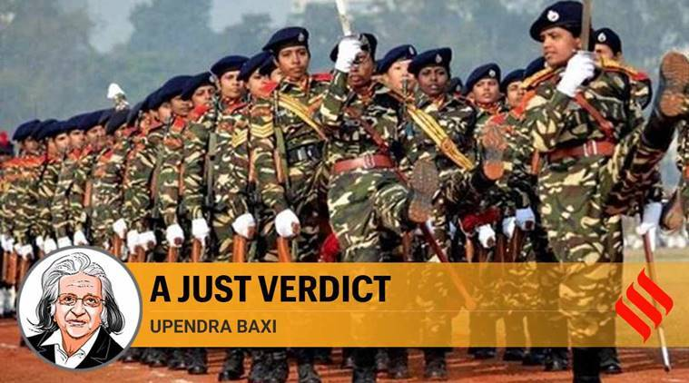 SC ruling in favour of women officers in Army is pathbreaking, extends arc of equality