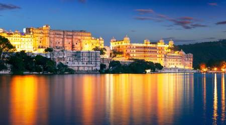Udaipur, Rajasthan, Valentine's Day weekend travel, Indian Express news